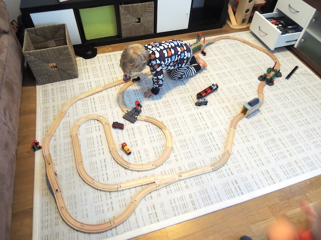 brio tåg