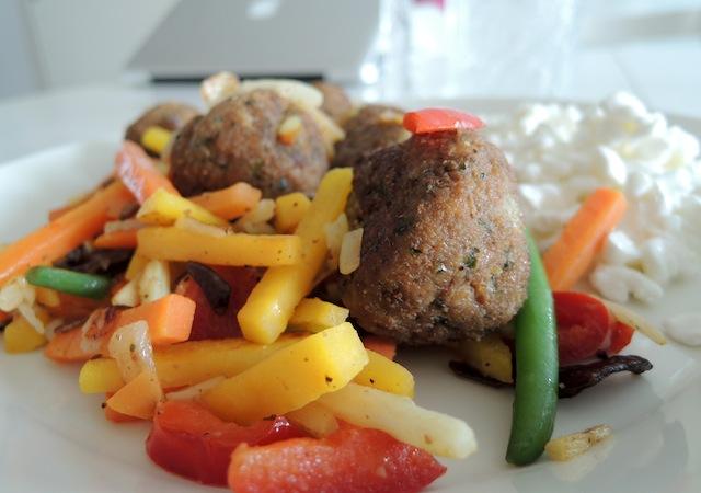 hälsans kök falafel
