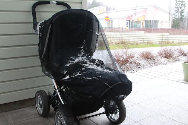 emmaljuna scooter snö