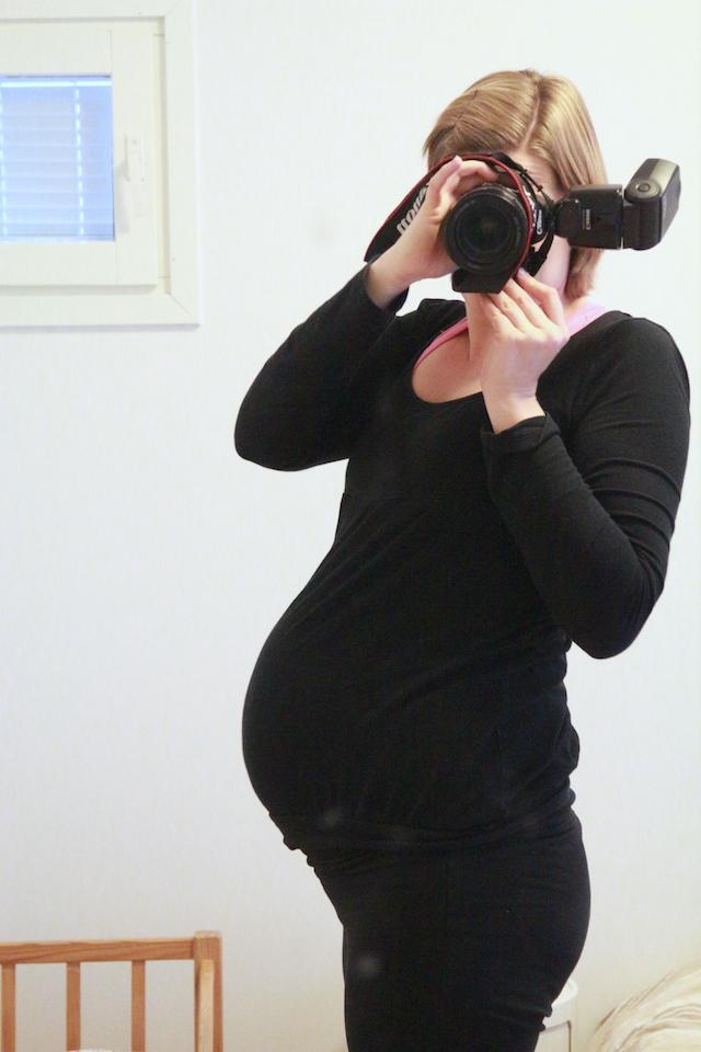 gravid v 38+0