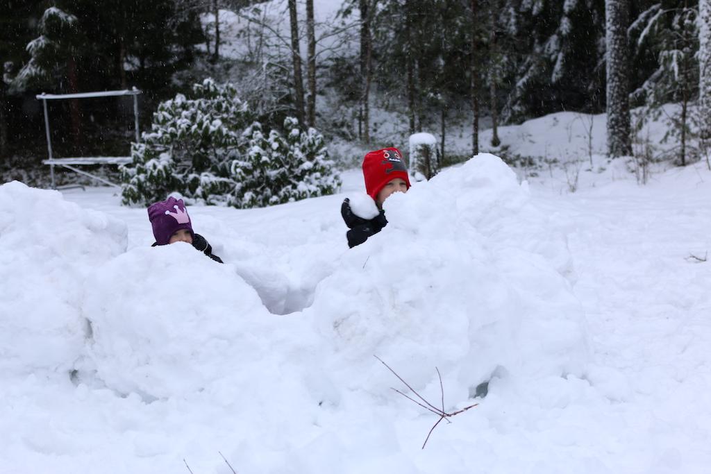 snöborg