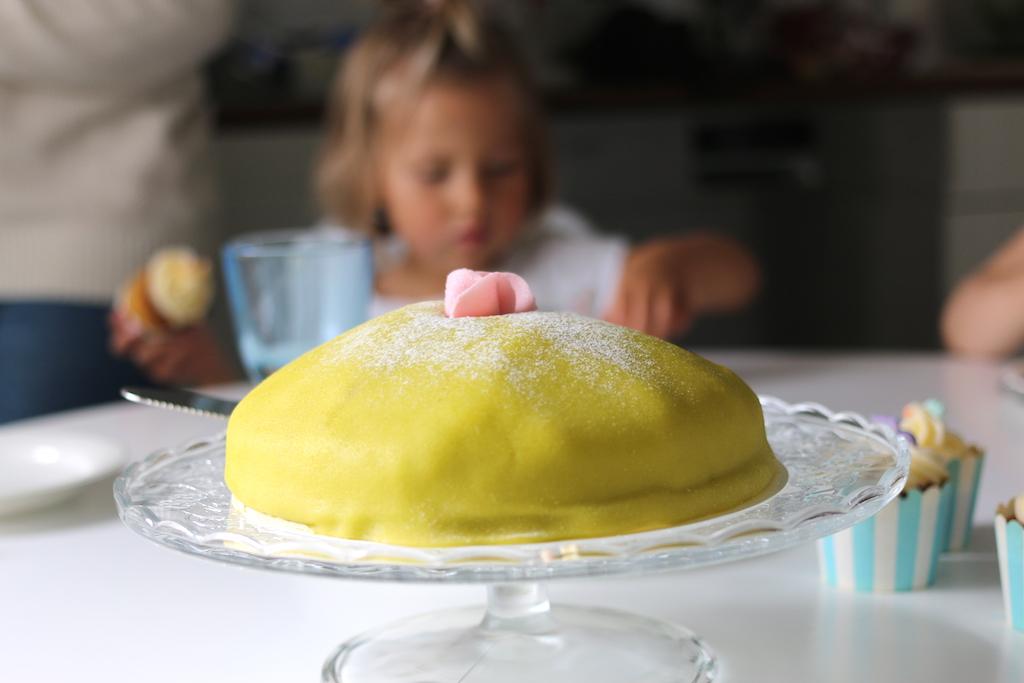 prinstårta