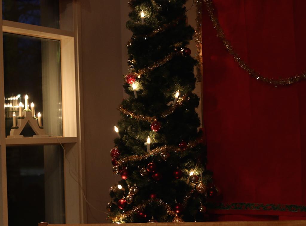 julfest dagis