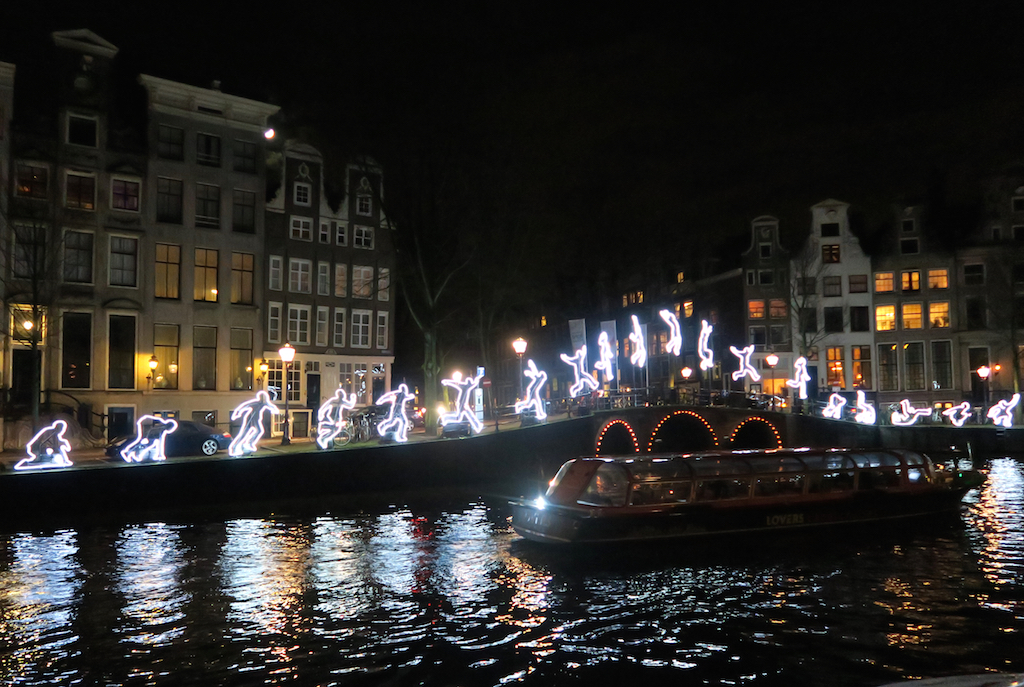 light carneval amsterdam