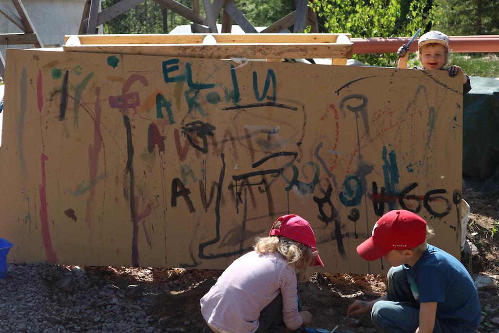 mala graffiti