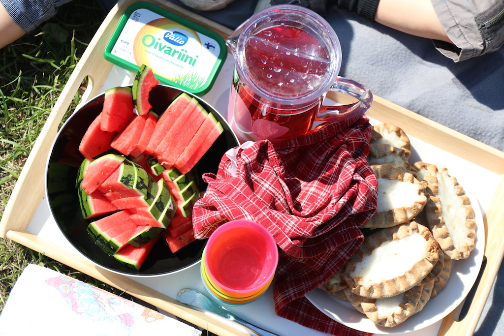 sommar picnic