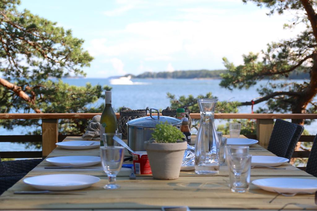 middag med utsikt