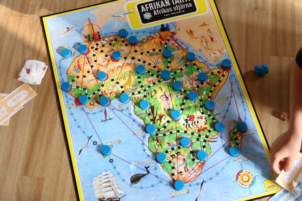 afrikas stjarna